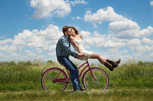 Koppel fiets